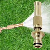 2 Pcs High Pressure Adjustable Brass Hose Nozzle - HiSheep
