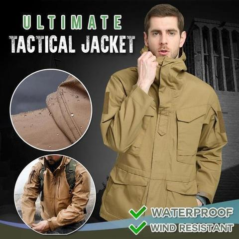 Ultimate Tactical Jacket - HiSheep