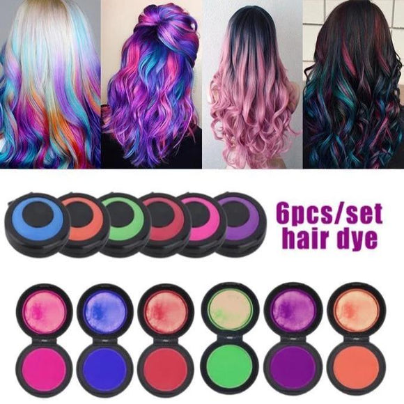 Reusable & Washable Fast Hair Dye Set,For All Colors of Hair - buy two free shipping - HiSheep