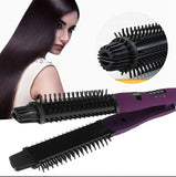 Hair Straightener Curler 2-in-1 Ionic Styler - HiSheep