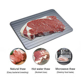 Defrosting Tray, Safe and Quick - HiSheep