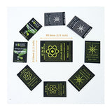 10 Pcs Anti Radiation Phone Stickers - Radiation Protection Stickers - HiSheep