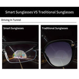 Automatically Switches Color-Changing Sunglasses (BUY 2 GET 10%OFF) - HiSheep