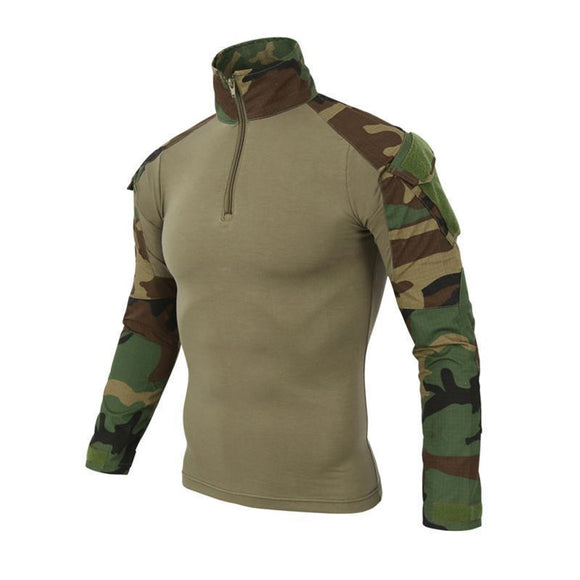 Tactical Long Sleeve Shirt - HiSheep