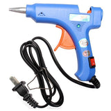 New 20W SD-E Hot Stick Heater Trigger EU Plug Electric Melt Glue Gun Repair Tool - HiSheep