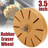 Decal Eraser Removal Wheel Kit - HiSheep