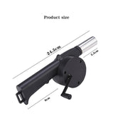 Air Blower For BBQ Fire (BUY 2 GET 10%OFF) - HiSheep