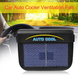 Solar Powered Car Air Vent - HiSheep