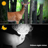 Clear Vision Hunting Cam (With 32GB SD Card) - HiSheep