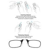 Portable keychain reading glasses - Buy two free shipping! - HiSheep