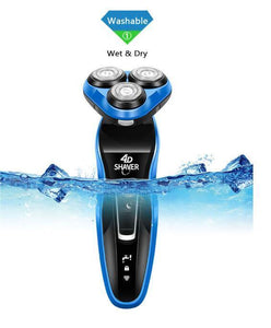 4-in-1 Male Electric Shaver Multi-function Floating Razor - HiSheep