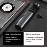 Wireless stereo in-ear sports touch Bluetooth headset - HiSheep