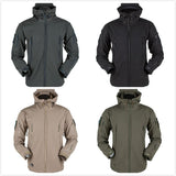 Fleece Windproof Waterproof Breathable Warm Three-In-One Jacket - HiSheep