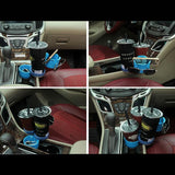 The Multi-Function Car Cup Holder - Buy two free shippping! - HiSheep