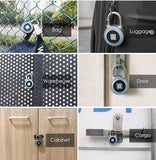 Waterproof Fingerprint Padlock - HiSheep