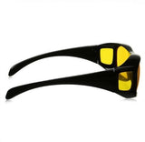 Fit Over HD Night Vision Driving Glasses Anti Glare Polarized Relaxybuy - HiSheep