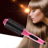 2-IN-1 HAIR DRYER AND VOLUMIZER BRUSH - HiSheep