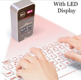 Wireless Laser Projection Bluetooth Virtual Keyboard Mouse 2 in 1 Relaxybuy - HiSheep