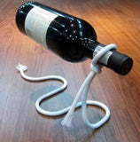 Magic Wine Bottle Holder Multiple Chain Lasso/Rope Illusion Rack Champagne Stand - HiSheep