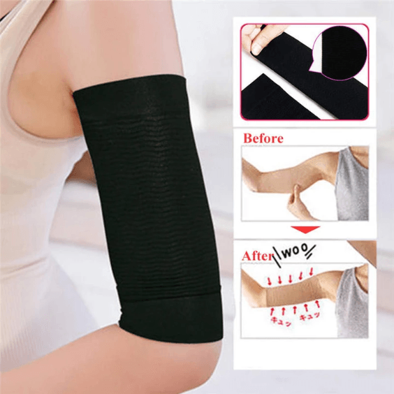 Arm Shaping Sleeves - buy two free shipping - HiSheep