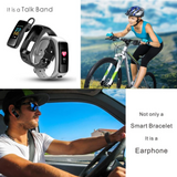 【2019 NEW】2-in-1 SmartWatch With Earphone (FREE SHIPPING) - HiSheep