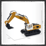 Multi-functional Remote Control Construction Vehicle - HiSheep