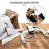 Electric Clothes Drying Rack - HiSheep