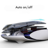 Solar-powered Car Air Ioniser & Freshener to Remove Fatigue & Odors - HiSheep