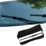 Instant Windshirld Wiper Renew Kit - Windscaeer Wiper Blade Refurbish Tool - HiSheep