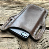 Retro Universal Design Cell Phone Case Belt Bag Purse - HiSheep