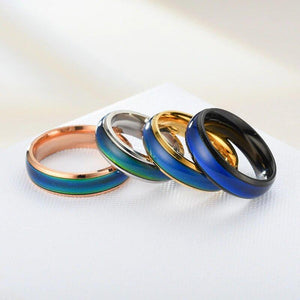 Color Change Couple Ring - HiSheep