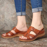Premium Orthopedic Open Toe Feet Alignment Sandal - Free Shipping!! - HiSheep