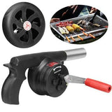 Barbecue Grill Hand Fan Starter Blower - HiSheep