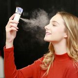Facial Care Deep Cleansing Nano Spray Steaming Device - HiSheep