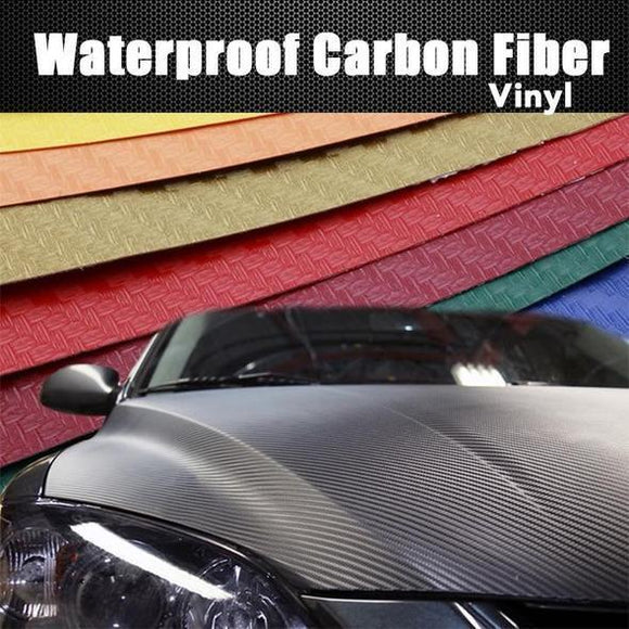 3D Carbon Fiber Car Styling Waterproof(BUY 2 GET 1 FREE) - HiSheep