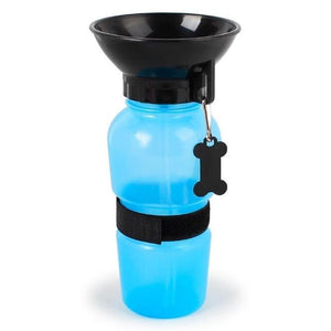 Portable Squeeze Dog Water Bottle - HiSheep