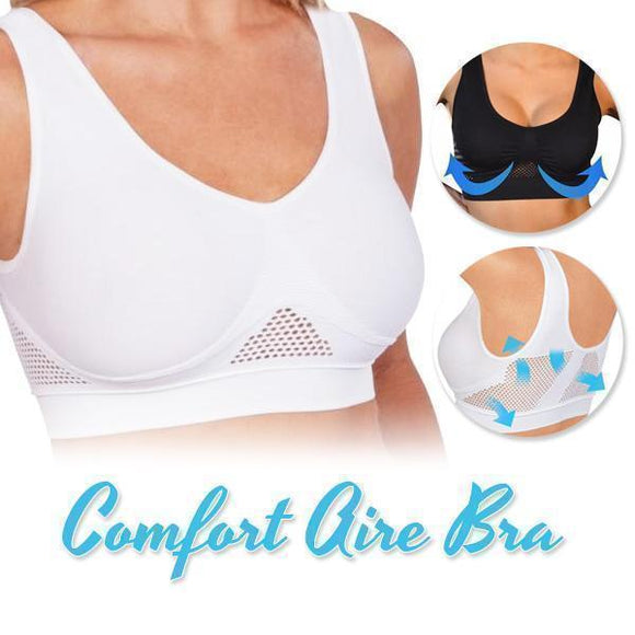 Wireless Comfort Air Bra (BUY 2 GET 10%OFF) - HiSheep