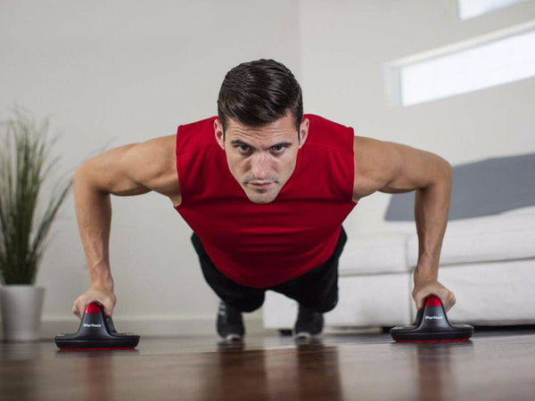 Push Up Challenge Will Transform Your Body in 30 Days