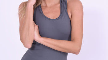 Women gym tops for workouts