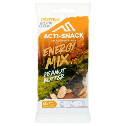 Acti-Snack Peanut Butter Mix