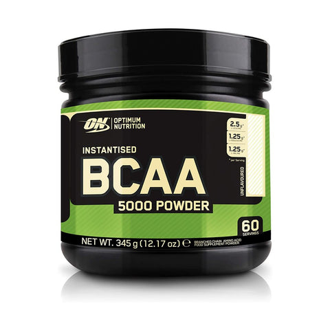 Optimum Nutrition BCAA 5000 - Unflavored