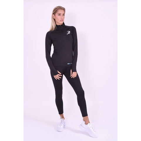 Womens Black Fleece