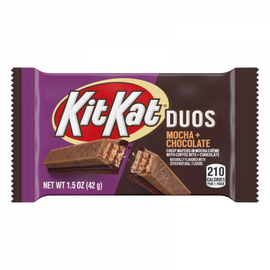 Kit Kat Duos All Flavours