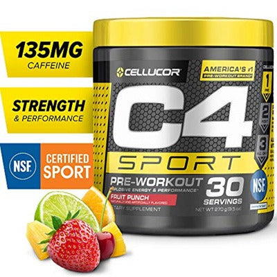 Cellucor C4 Sport Pre-Workout