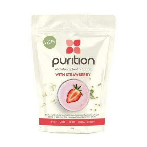 Purition Wholefood Vegan Nutrition