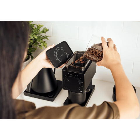 The ode coffee grinder