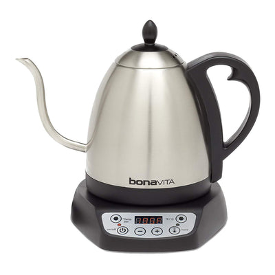 Bonavita Variable Temperature Digital Electric Kettle, 1L-Bonavita-Coffee Hit