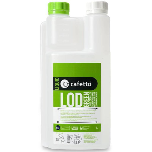 Cafetto EVO Organic Liquid Descaler 1L-Cafetto-Coffee Hit