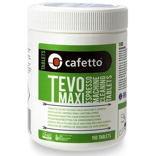 Cafetto Tevo Maxi Tablets 2.5g-Cafetto-Coffee Hit