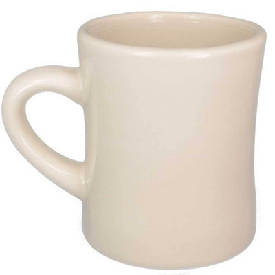 Classic Natural American Diner Mug 10oz-Coffee Hit-Coffee Hit